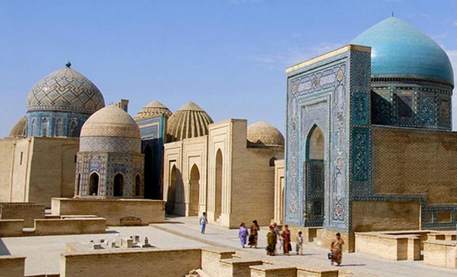 Samarcande deuxième ville d'Ouzbékistan, l'ancienne Maracanda possède une histoire vieille de 25 siècles.@ Pixabay