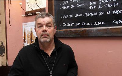 Pierre Cosmao, le patron et fondateur des restaurants Crabe Marteau/David Raynal