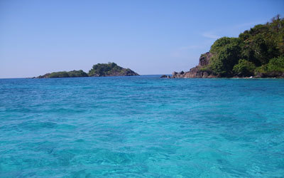 Andaman de la mer Est (Crédit photo Kim Frossard)