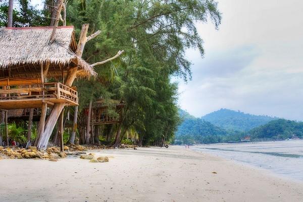 Koh Chang, archipel de la Félicité