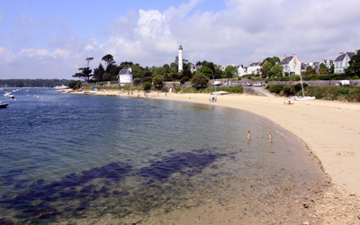 Le plage de Bénodet (29) /David Raynal