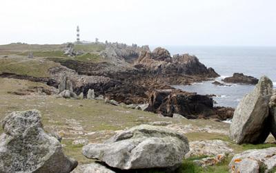 Le phare du Créac'h sur l'île d'Ouessant (29)/David Raynal
