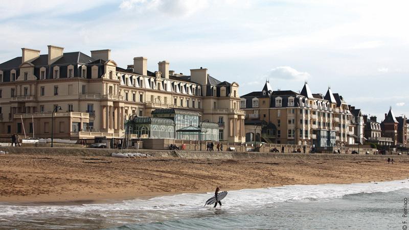 Thermes Marins de Saint-Malo: l'avantage de l'expérience