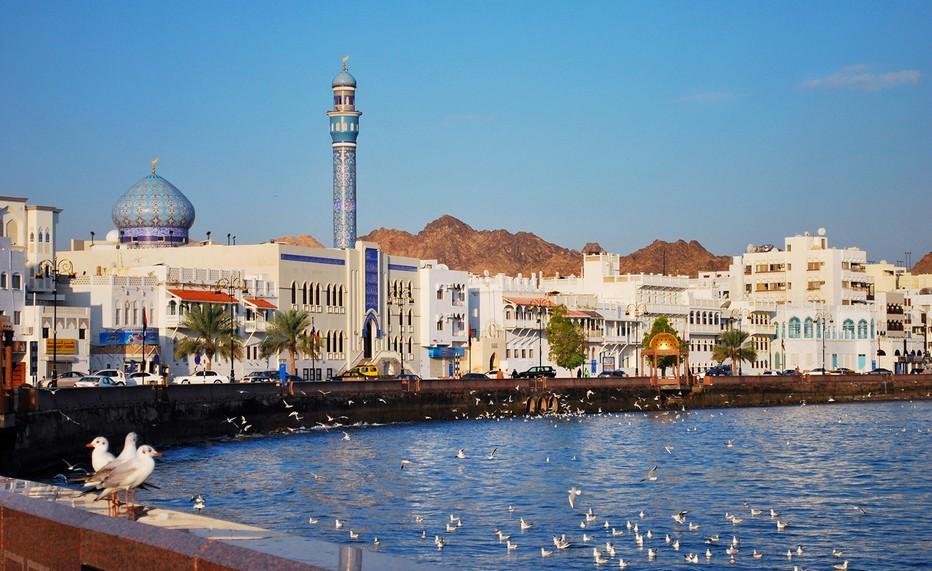 Mascate capitale d'Oman.  Le Sultanat d'Oman, invité spécial du Salon du Livre Paris 2019. @ Pixabay