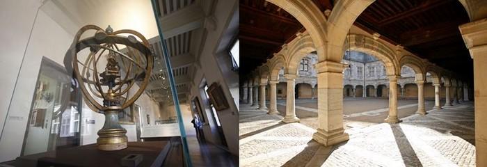 Musée du Temps   et Palais  Granvelle à Besançon @ Ville de Besançon