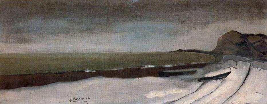 Varengeville,  une toile de Georges Braque @ DR