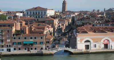 Une vue de Venise