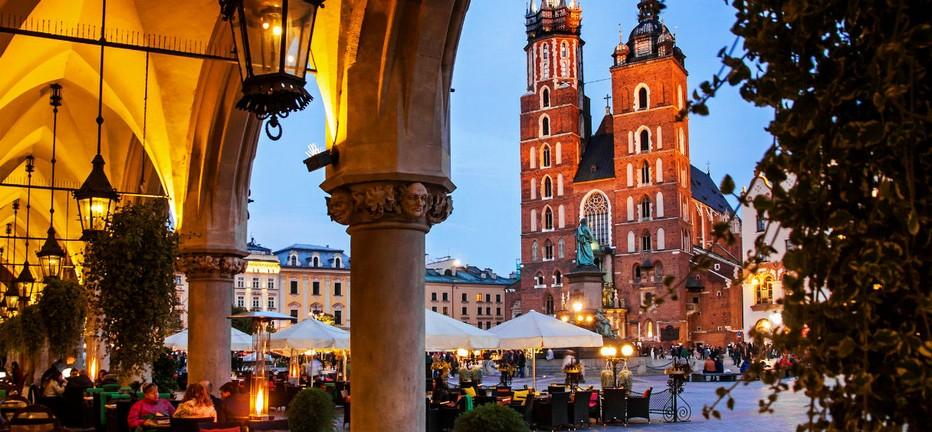 Dans toute la ville, prospèrent des marchés  tant grands que petits dont le plus vieux est celui de Stary Kleparz. @ OT.Cracovie