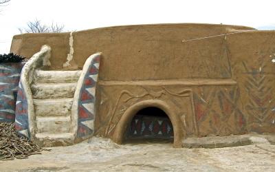 maison patriarcale Gurunsi