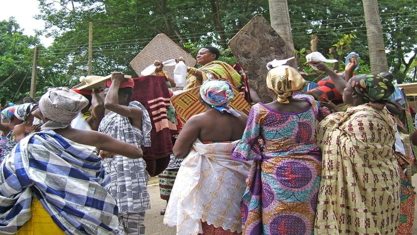 Kumasi, Reine Ashanti
