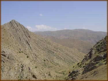massifs volcaniques (haut plateau du Petit Caucase)