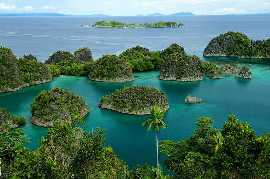 Comprenant plus de 17 000 îles, l'Indonésie est le plus grand archipel du monde et compte quelque 250 millions d'habitants. @ OT_Wonderfull Indonesia