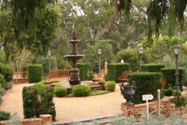Moorooroo Park