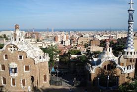 Une architecture omniprésente de Gaudi