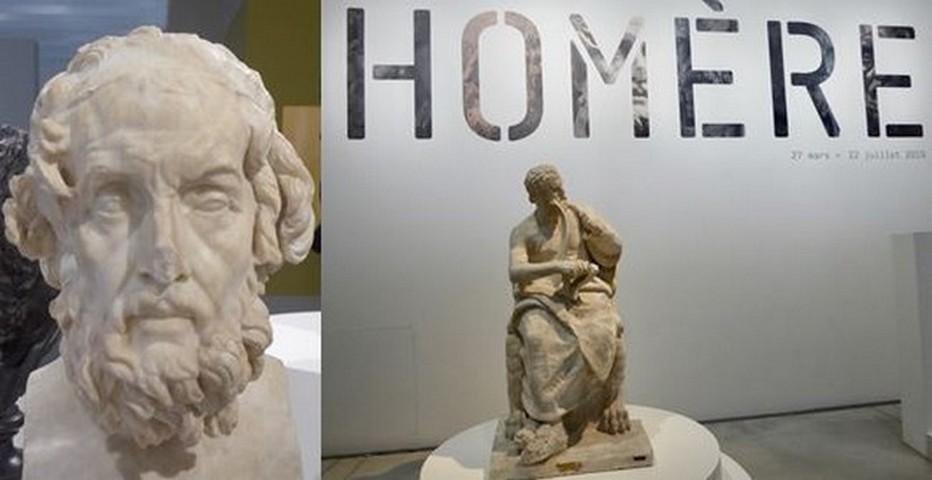 """Le Louvre-Lens a lancé officiellement ce vaste projet en harmonie avec son exposition temporaire """"Homère"""". @ C.Gary"""