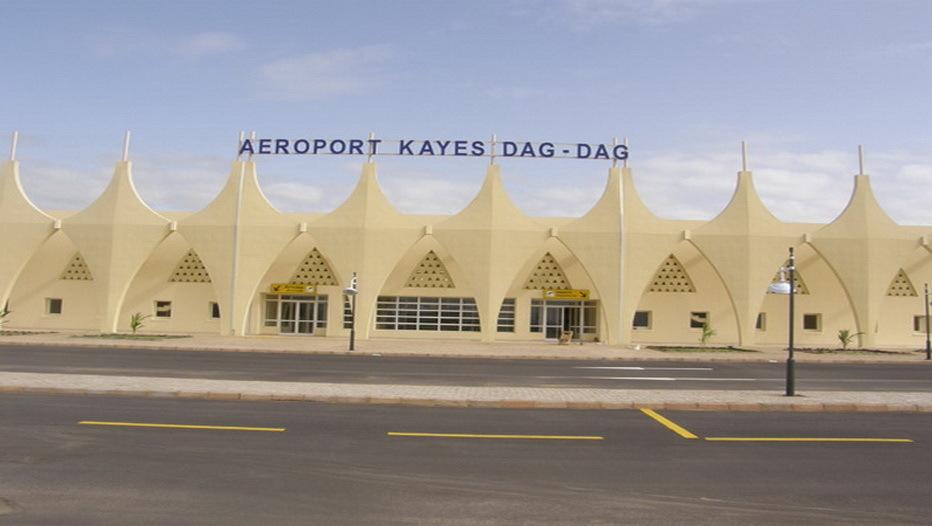 le nouvel aéroport Kayes Dag-Dag