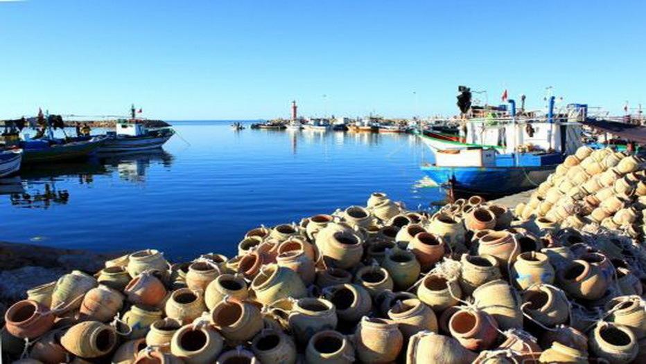 Les gargoulettes à Houm Souk (Djerba)