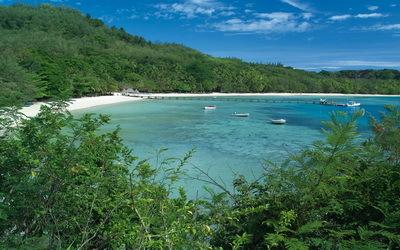 Lagon (îles de Fidji)