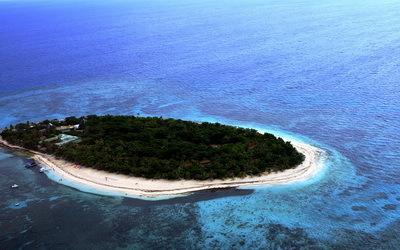 Un îlot parmi les autres