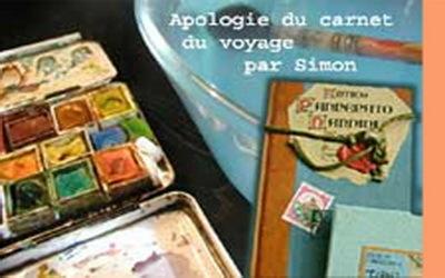 Petite apologie du carnet de voyage