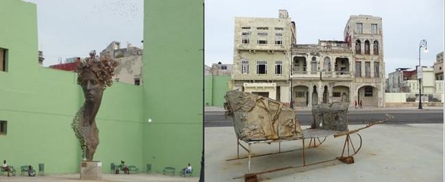 Biennale 2019 à La Havane. @ C.Gary