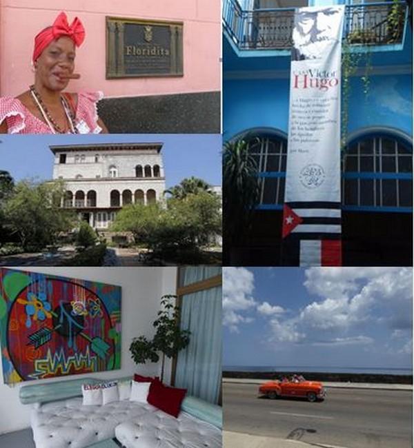 Des images représentant la Havane sur toutes ses facettes... - Cigares, évènement avec les 500 ans de l'île, ses musées, ses hôtels et la célèbre balade sur le Malecon , lieu de rendez-vous des cubains. @ C.Gary et DR