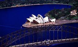 Vue sur Sydney