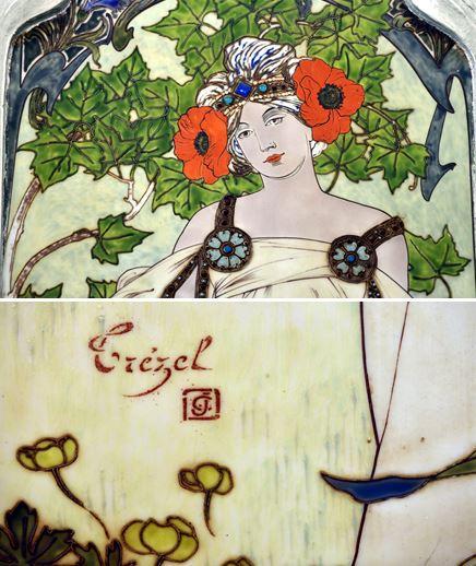 Un décor fabuleux signé notamment par le maître verrier Louis Trezel. ©Alexandre Marchi