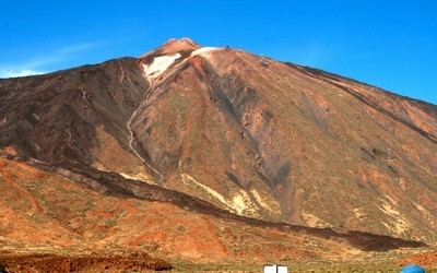 Le Pic de Teide,point culminant de l'Archipel 3718m