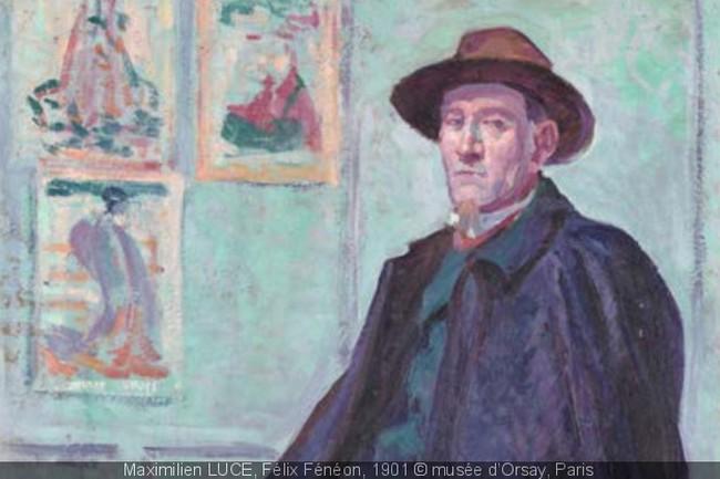 Félix Fénéon, les Arts lointains  Musée du Quai Branly. @ Musée d'Orsay