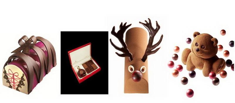 Pour les fêtes, plein de petits et gros cadeaux !