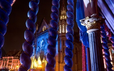 Marché de Noël à Mulhouse