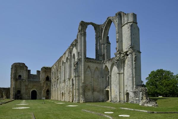 Abbaye de Maillezais @ C.Gary