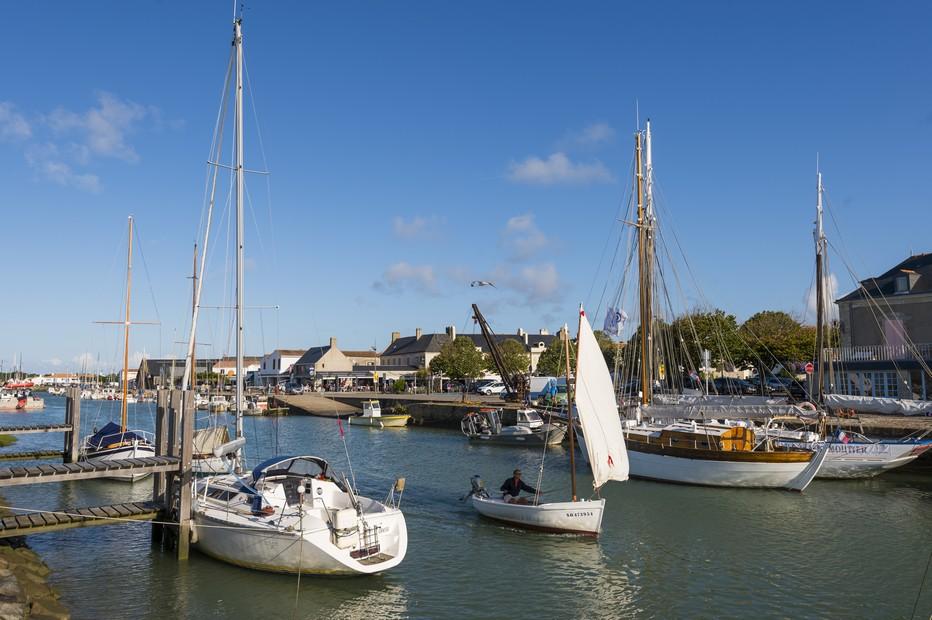 Noirmoutier le port @ V Joncheray