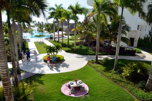 Le Secret Cap Cana Resort and Spa est un autre établissement luxueux à Cap Cana la nouvelle zone de développement touristique dans la région de Punta Cana. Crédit photo David Raynal.