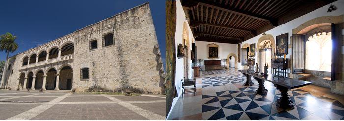 La ville coloniale de Santo Domingo est classée au patrimoine mondial de l'Unesco. Crédit photo Office de Tourisme de République Dominicaine.