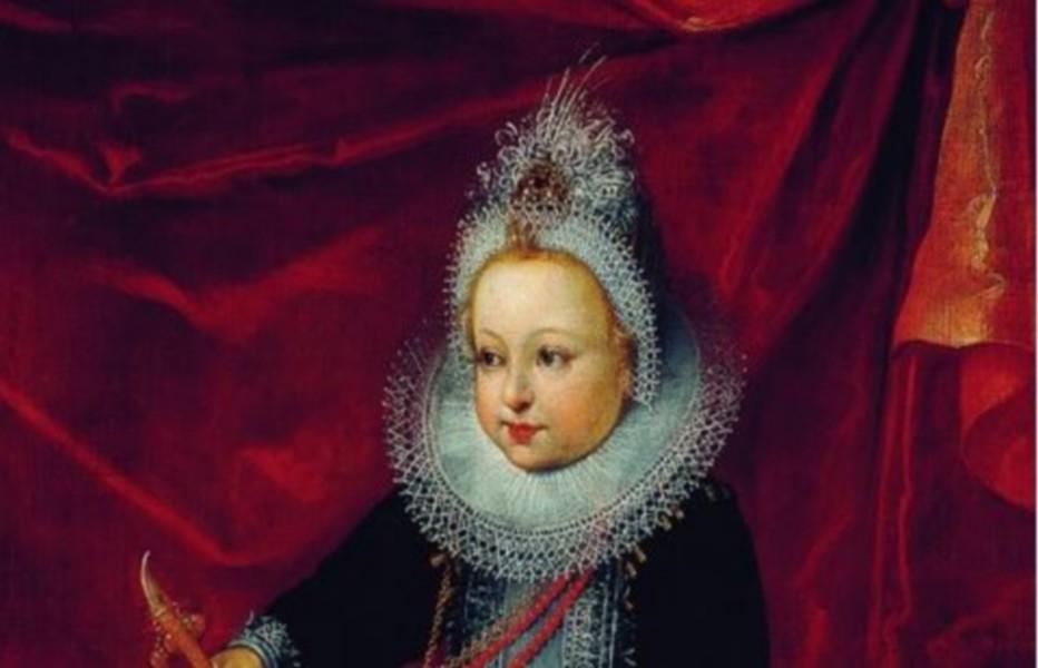 Portrait d' une princesse de la Renaissance. @ Fondation Jakobert