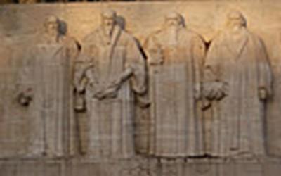 Mur des Réformateurs dans le Parc des Bastions