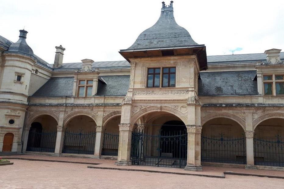 Musée Anne de Beaujeu à Moulins. @ DR