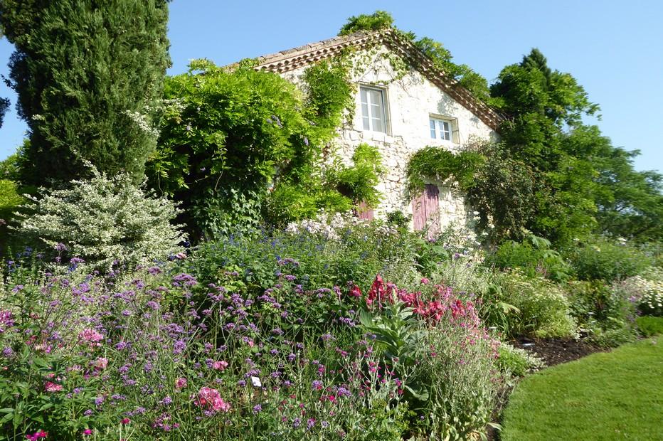 Jardins de Coursiana @.C.Gary