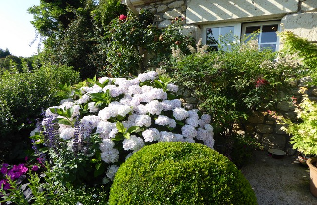 Jardins de Courdiana. @ C.Gary