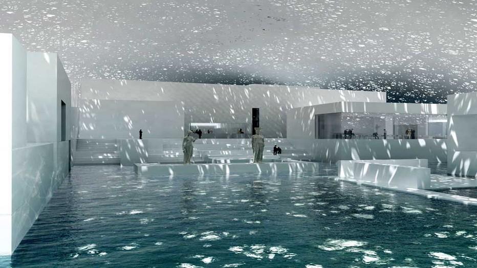 Exposition « Rendez-vous à Paris » au Louvre Abu Dhabi@Ateliers Jean Nouvel