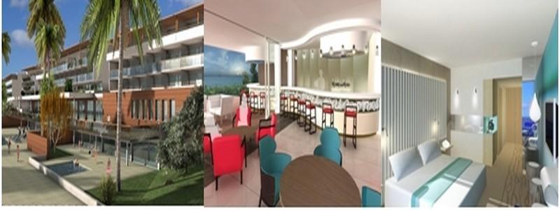 hôtel Radisson Blu Resort & Spa (Rive Sud du Golfe d'Ajaccio)