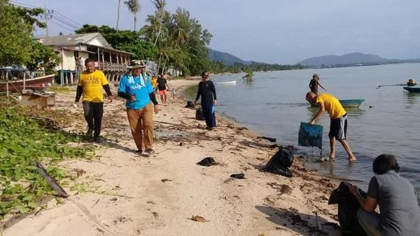 Dans le cadre de la stratégie en matière de tourisme responsable de la TAT, une nouvelle initiative intitulée «Travel Thailand in Style, réduire les déchets plastiques» a été lancée en août dernier, elle a pour objectif de réduire les déchets liés au tourisme de près de 50% d'ici à 2020. @ TTS