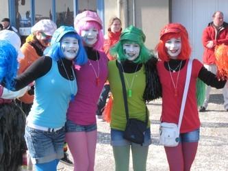 Le  Carnaval de Granville fête sa 138e édition !