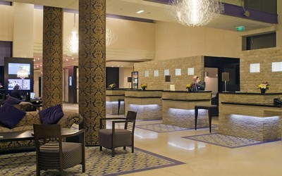 Lobby du Mövenpick_Hotel_Neuilly