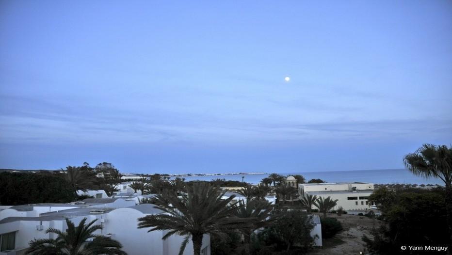 Tunisie, vue sur la mer (photo Yann Menguy)