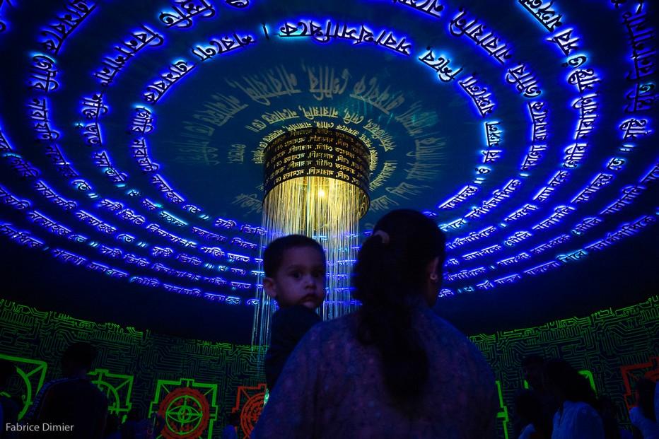 La mécanique quantique autre façon de penser le monde de Durga @ Fabrice Dimier
