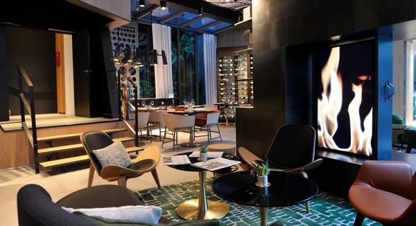 """Un restaurant baptisé """"Chiquette"""" en mémoire du roman de  René Codet """" La Petite Chiquette"""" @ Cinq Codet"""