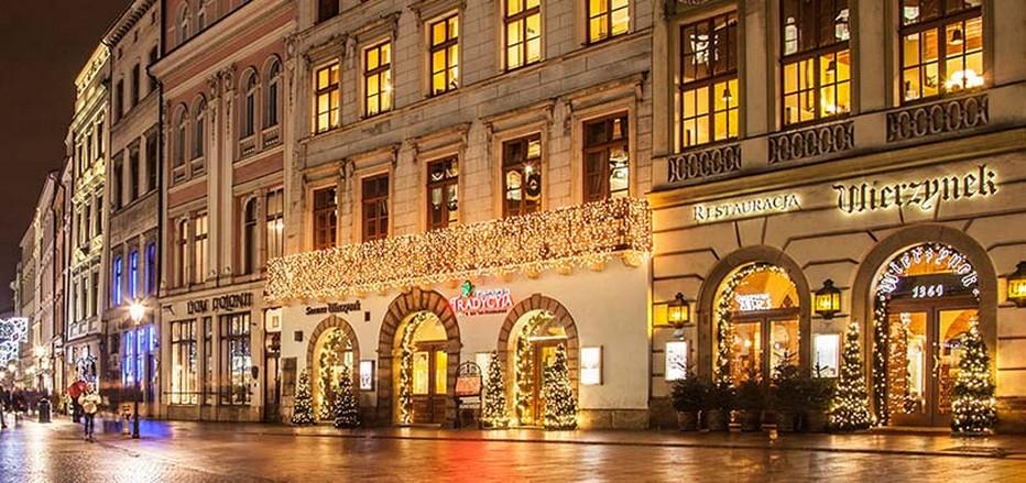 """""""Wierzynek"""" est le plus ancien restaurant de Cracovie - © Wierzynek"""
